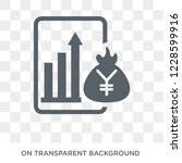 capital account icon. capital... | Shutterstock .eps vector #1228599916