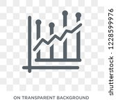 average earnings growth icon.... | Shutterstock .eps vector #1228599976