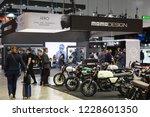 milan  italy   november 6 ... | Shutterstock . vector #1228601350