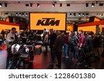 milan  italy   november 6 ... | Shutterstock . vector #1228601380