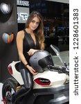milan  italy   november 6 ... | Shutterstock . vector #1228601383