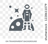 space icon. space design... | Shutterstock .eps vector #1228611079