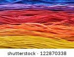 Multi Colored Wires In Compute...