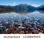 Lake Mcdonald  Montana Usa