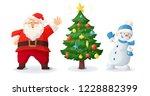 cartoon vector illustration of... | Shutterstock .eps vector #1228882399