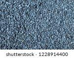 small gravel floor in rough... | Shutterstock . vector #1228914400
