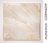 marble upholstery. detail of... | Shutterstock . vector #1228946059