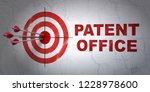 success law concept  arrows...   Shutterstock . vector #1228978600