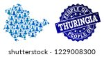 people combination of blue...   Shutterstock .eps vector #1229008300