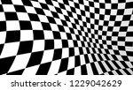 checkered abstract wallpaper ... | Shutterstock . vector #1229042629