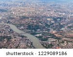 top view of capital city from... | Shutterstock . vector #1229089186