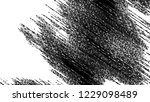 black and white grunge pattern... | Shutterstock . vector #1229098489