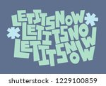 christmas and new year... | Shutterstock .eps vector #1229100859