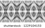 seamless black and white... | Shutterstock . vector #1229104153