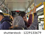 new york city  ny  usa  11 09... | Shutterstock . vector #1229133679