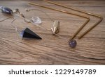 Pendulum and dowsing rods