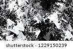 dry brush strokes and scratches ... | Shutterstock .eps vector #1229150239