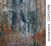 Grungy Concrete Texture With...