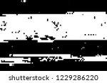 glitch overlay distress texture....   Shutterstock .eps vector #1229286220