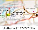 Lakeview. Arkansas. Usa On A...
