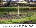 roman theatre at st albans ...   Shutterstock . vector #1229341543