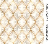 geometric seamless pattern with ... | Shutterstock .eps vector #1229347099
