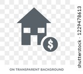 real estate investment trusts... | Shutterstock .eps vector #1229478613