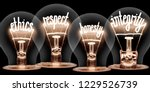 Photo Of Light Bulbs With...