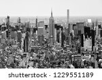 New York Cityscape. Top View On ...