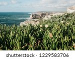 beautiful views of the atlantic ...   Shutterstock . vector #1229583706