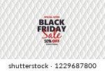 black friday discount vector... | Shutterstock .eps vector #1229687800