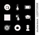 high icon. high vector icons...   Shutterstock .eps vector #1229755909