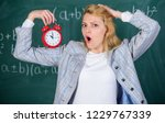 she care about discipline....   Shutterstock . vector #1229767339
