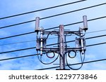 3g  4g and 5g cell site. base... | Shutterstock . vector #1229773846