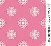 seamless decorative vector... | Shutterstock .eps vector #1229797849