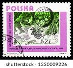 moscow  russia   october 6 ... | Shutterstock . vector #1230009226