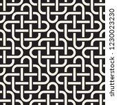 vector seamless pattern. modern ... | Shutterstock .eps vector #1230023230