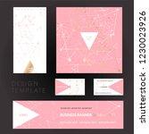 cover of catalog  banner ... | Shutterstock .eps vector #1230023926