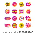 sale banner templates design.... | Shutterstock .eps vector #1230075766