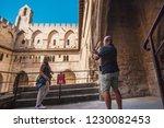 avignon  provence   france  ... | Shutterstock . vector #1230082453