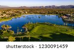 aerial  drone  panoramic view... | Shutterstock . vector #1230091459