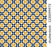 seamless arabic pattern. vector ...   Shutterstock .eps vector #1230099973