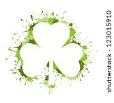 abstract,ad,advertising,art,background,banner,blank,blob,bright,celebration,clover,color,coloration,colorful,creative