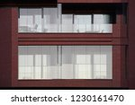 collage photo of building... | Shutterstock . vector #1230161470