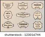 batman style labels