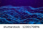 abstract technology background. ...   Shutterstock . vector #1230170896