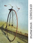Penny Farthing  High Wheel...