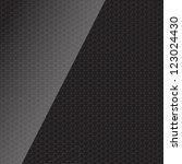 abstract metal background.... | Shutterstock .eps vector #123024430