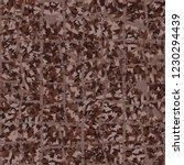rusty seamless pattern. curve... | Shutterstock .eps vector #1230294439