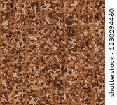 rusty seamless pattern. curve... | Shutterstock .eps vector #1230294460